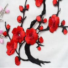Lace Embroidered Venise Floral Neckline Collar Trim Clothes DIY Sewing Applique