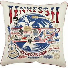 """State Of Tennessee Oversize 20"""" Decorative Throw Pillows Wholesale Lot of 4 New"""