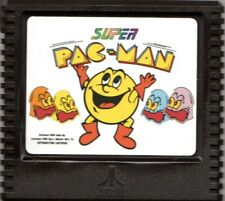 SUPER PACMAN for ATARI 5200 SuperSystem, cartridge only ... NEW