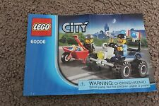 LEGO City Police ATV (60006)