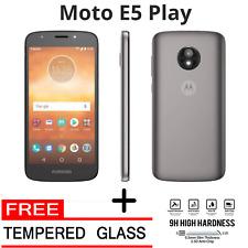 Motorola Moto E5 Play - New Unlocked & FREE Tempered Glass on every purchase