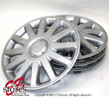 "4pcs Set of 17 inch Wheel Rim Skin Cover Hubcap Hub caps (17"" Inches Style#610)"