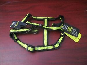 3 Peaks Vision Reflective Trim  Padded Dog Harness Size Small (NEW) RRP £12