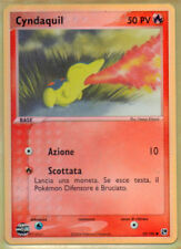 POKEMON CYNDAQUIL 59/100 EX SANDSTORM COMUNE REVERSE HOLO THE REAL_DEAL SHOP