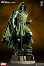 SIDESHOW EXCLUSIVE DR DOCTOR DOOM MARVEL 1/4 PREMIUM FORMAT STATUE avengers