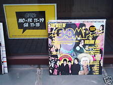 V/A - The Best of BOMP Vol.1 - col. LP Vinyl // Iggy & The Stooges // The Choir