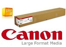 "Canon Wideformat SATIN inkjet Paper 190grm 36"" 914mm x 30m also fits Epson or HP"