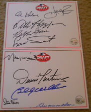MAJOR LEAGUE BASEBALL AUTHENTIC SIGNED CERTIFIED 2008 DRAFT CARDS AL KALINE + 9