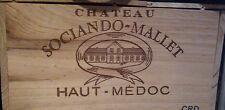 1bt Château Sociando Mallet 2005