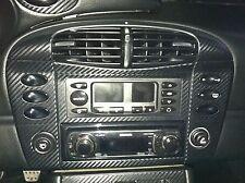 996 Carbon Fiber Finish Center Dash AC & Switch Panel Cover