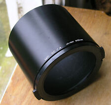 genuine minolta MD 100mm f4 clip on lens hood