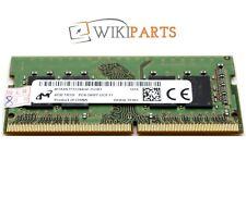 4gb Micron Ddr4 Pc4-2400t SODIMM Laptop Memory Mta4atf51264hz-2g3b1