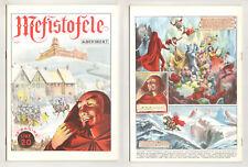 ALBI D'ORO n. 7 MEFISTOFELE Mondadori 1946 ristampa anastatica