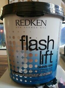 2 LB REDKEN Flash Lift  Hair dye lightener Maximum Power 907g / 2 LB **NEW**