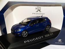 Peugeot 308 GT - 1/43 NOREV Voiture Diecast Dealer Model 473825