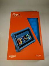Genuine Amazon Kid-Proof Protective Case for Fire 7 Tablet (7th Gen 2017) Blue