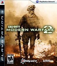 Call Of Duty: Modern Warfare 2  - Sony Playstation 3 Game