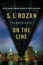Bill Smith/Lydia Chin Novels: On the Line 10 by S. J. Rozan (2010, Hardcover)