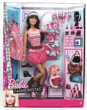 Barbie, Teresa, mattel, fashionistas, rara vez, recopilar, embalaje original, rar, original