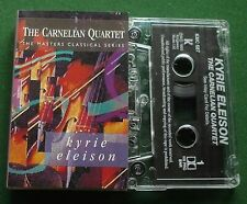 The Carnelian Quartet Kyrie Eleison Cassette Tape - TESTED