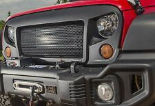 Rugged Ridge Spartan Grille for Jeep Wrangler JK Unlimited 2007-2018 12034.01