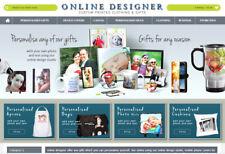 Online Design website, sublimation,let your customers design online