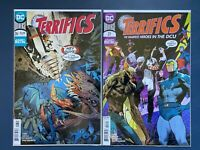 DC COMICS GEMINI 11//25//20 NM OF 5 OTHER HISTORY OF THE DC UNIVERSE #1