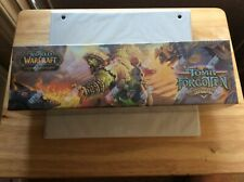 World Of Warcraft TCG Tomb Of The Forgotten Aftermath Epic Collection