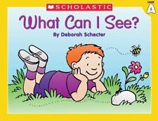 Little Leveled Readers: Level A - What Can I See?: Just the Right Level to Help