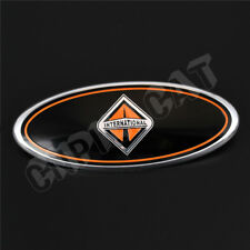 "9"" INTERNATIONAL Truck Grille Tailgate Emblem for Ford F-150 F-250 Explorer Edge"