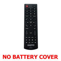 OEM Sanyo TV Remote Control for FW48D25T (No Cover)