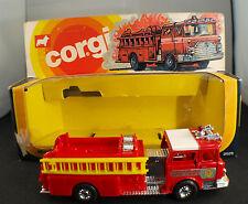 Corgi  Mack Fire Pumper ◊ Feuerwehrauto Voiture de pompiers◊1:43 en boîte/boxed