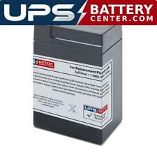 Jopower Jp6-5.4 6V 5Ah Replacement Battery