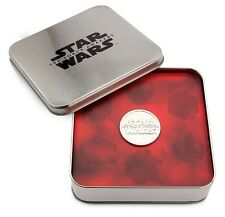 Disney Star Wars:The Force Awakens LIMITED EDITION Pin Collector Tin / SOLD OUT