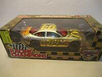 Racing Champions Diecast 1/24 Bill Elliott NASCAR Gold 1 of 2,500 McDonalds NIB