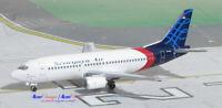 Aeroclassics ACPKCKF Sriwijaya Air Boeing 737-300 PK-CKF Diecast 1/400 Model