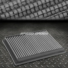 FOR BMW 3/5 SERIES M3/Z3 SILVER REUSABLE/WASHABLE DROP IN AIR FILTER PANEL