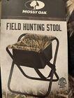 Mossy Oak Folding Field Hunt/ Fish Seat W/ Carry Strap 225lb  Limit Storage Seat