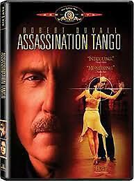 Like New WS DVD Assassination Tango Robert Duvall Kathy Baker WIDESCREEN ED