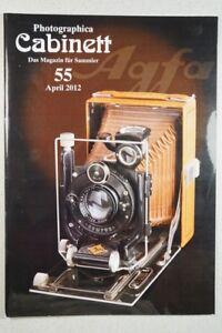 Photographica Cabinett 55 Beirette Leica Futura Werra Tessina Agfa Federwerk DDR
