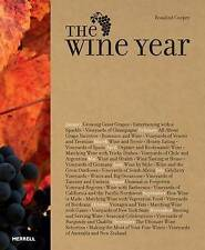 NEW The Wine Year by Rosalind Cooper