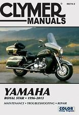 1996-2013 Yamaha Royal Star Boulevard Venture Tour Repair Manual 2012 2011 M3742