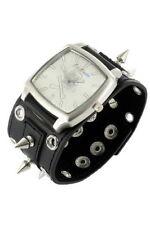 orologio Jay Baxter cinturino pelle -Biker - con chiodi sporgenti bellissimo