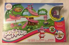 Popples Treehouse Playset Deluxe Game Toy Fun Play Indoor Home Kids Christmas