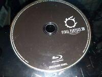 Final Fantasy XIV Online Blu Ray Square Enix