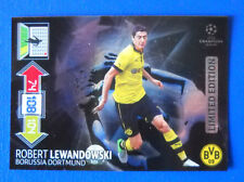 CARD ADRENALYN CHAMPIONS LEAGUE 2012/13 LEWANDOWSKI BORUSSIA D. LIMITED EDITION