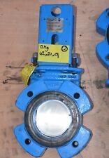 """STAFSJO knife valve class 150 DN100 4"""" WFLO10DD1P00 EN-J81050 SY C109"""
