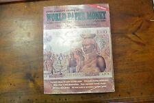 LIBRO CATALOGO WORLD PAPER MONEY MODERN ISSUE 1961 - 2000 KP CARTAMONETA