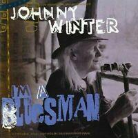 Johnny Hiver I'M A Bluesman (2016) 13-track Album CD Neuf/Scellé