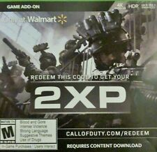 Call of Duty Modern Warfare 2XP  Double XP Codes for THREE Full Hours